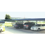 Childers Carports & Structures, Inc. - Arlington Model (AR-9) - Carport Canopy