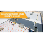 Sika Corporation - Roofing - Sikalastic RoofPro Cold Liquid-Applied Roofing Membranes