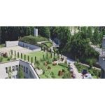 Sika Corporation - Roofing - Green Roofing System