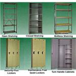 List Industries Inc. - Hi-Tech Industrial Grade Steel Shelving