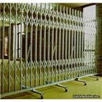 List Industries Inc. - Portable Traffic Control/Security Gates