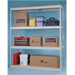 List Industries Inc. - Rivetwell Boltless Steel Shelving