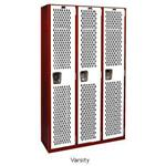 List Industries Inc. - Superior Fully-Framed All-Welded Athletic Team Lockers
