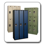 List Industries Inc. - Classmate Unibody Lockers