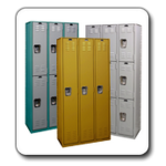 List Industries Inc. - Graduate Corridor Lockers