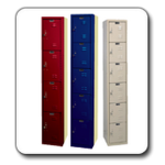 List Industries Inc. - Superior® Classic KD Box Lockers