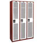 List Industries, Inc. - Athletic Team Fully-Framed All-Welded Lockers