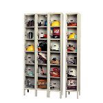 List Industries, Inc. - Safety-View™ Plus KD Lockers - In Stock