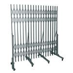 List Industries Inc. - Portable Foot-Traffic Gates