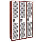 List Industries Inc. - Athletic Team Lockers