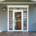 Gerkin Windows & Doors - Cabrio - Aluminum Storm Door