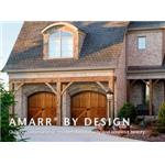 Amarr Garage Doors - Residential Garage Doors - Carriage House Wood