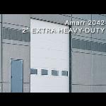 Amarr Garage Doors - Commercial Sectional Steel Doors