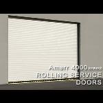 Amarr Garage Doors - Rolling Steel Doors
