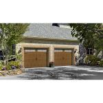 Amarr Garage Doors - Amarr® Oak Summit® - Carriage House Steel