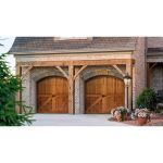Amarr Garage Doors - Amarr® by Design - Carriage House Wood