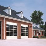 Amarr® Garage Doors - Amarr® 3502 - Sectional Aluminum Doors
