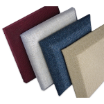 Acoustical Surfaces, Inc. - Fabric Wrapped Custom Acoustical Wall Panels
