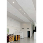 Acoustical Surfaces, Inc. - PHONSTOP™ Acoustical Ceiling and Wall Tiles - Recycled Glass