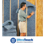Acoustical Surfaces, Inc. - Ultratouch - Natural Cotton Thermal Acoustical Insulation