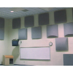 Acoustical Surfaces, Inc. - Decorative Fabric Wrapped Acoustical Diffuser Panels