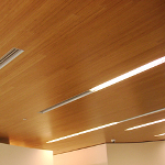 Acoustical Surfaces, Inc. - Linwood™ Linear Wood Ceilings