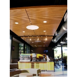 Acoustical Surfaces, Inc. - Woodgrille™ Wood Ceiling & Wall System