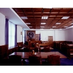 Acoustical Surfaces, Inc. - Old World™ Classic Wood Ceiling System