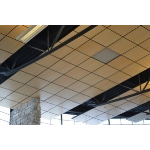 Acoustical Surfaces, Inc. - New World™ Wood Ceiling Panels