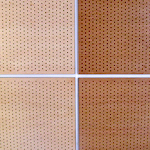 Acoustical Surfaces, Inc. - Selectwood™ Perforated Wood Ceiling Tiles