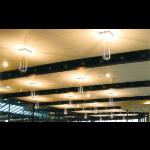 Acoustical Surfaces, Inc. - White Line - Open Cell Melamine Acoustical Foam Ceiling Tiles