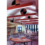 Acoustical Surfaces, Inc. - Fabric Wrapped Acoustical Baffles