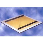 Acoustical Surfaces, Inc. - Decorative Fabric Wrapped Acoustical Ceiling Clouds