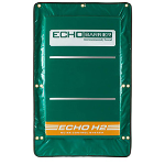 Acoustical Surfaces, Inc. - Echo Barrier - Reusable, Indoor/Outdoor Noise Barrier/Absorber