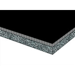 Acoustical Surfaces, Inc. - PVC Vinyl Barrier with Closed Cell Foam Decoupler