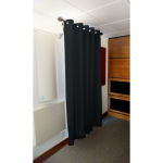 Acoustical Surfaces, Inc. - Acousti-Curtain™ Sound Absorbing Drapery