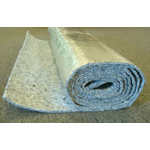 Acoustical Surfaces, Inc. - Quiet-Duct Wrap™ - Recycled Cotton Acoustical Duct Wrap