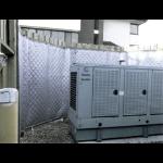 Acoustical Surfaces, Inc. - NOISE S.T.O.P.™ Exterior Sound Blankets – Reinforced
