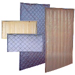 Acoustical Surfaces, Inc. - QFA Absorptive Exterior Grade Acoustic Curtain