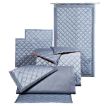Acoustical Surfaces, Inc. - Silicone Coated Quilted Curtain S.T.O.P.