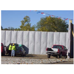 Acoustical Surfaces, Inc. - Noise S.T.O.P.™ Temporary Exterior Noise Barrier