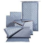 Acoustical Surfaces, Inc. - Absorptive/Noise Barrier Quilted Curtains