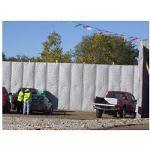 Acoustical Surfaces, Inc. - Noise S.T.O.P.™ Temporary Exterior Noise Barrier