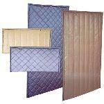 Acoustical Surfaces, Inc. - QFA Absorptive Exterior Grade Acoustic Curtain