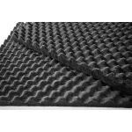 Acoustical Surfaces, Inc. - Echo Eliminator™ Cotton Soundwave Eggcrate Acoustical Panel