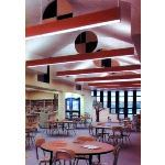 Acoustical Surfaces, Inc. - NOISE S.T.O.P Fabrisorb™ Fabric Wrapped Acoustical Baffles