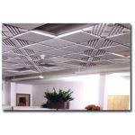 Acoustical Surfaces, Inc. - Groove™ Melamine Foam Acoustical Ceiling Tiles