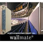 Acoustical Surfaces, Inc. - Wallmate® - Stretched Fabric Acoustical Wall System