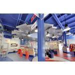 Acoustical Surfaces, Inc. - Acoustimetal Perforated Metal Panels