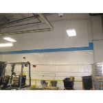 Acoustical Surfaces, Inc. - Sanitary Series Encapsulated Acoustical Baffles